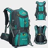 50L Sacs de trekking, Sac à dos de, idéal pour le sport de plein air, Randonnée, Trekking, Camping Travel, Mountain...