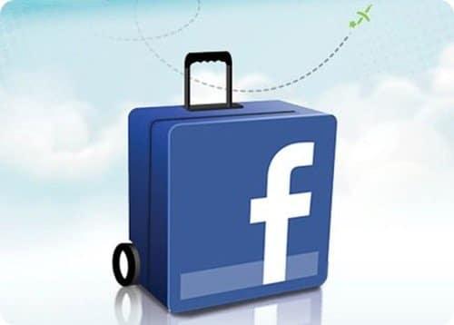 facebook vacances
