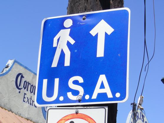frontiere mexique usa