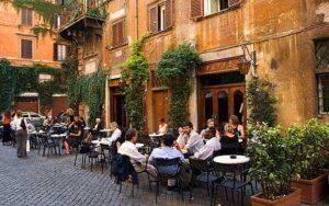 cafe rome