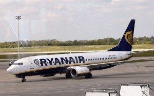 La compagnie low cost Ryanair