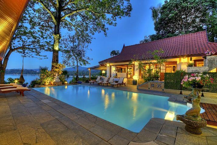 Location de villa de luxe a Phuket