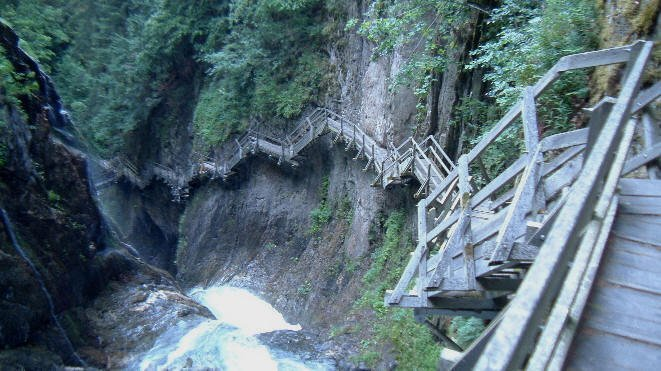 Les grottes de Durnand