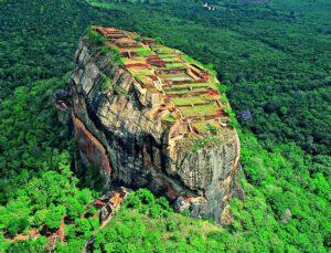 Le trajet de Kandy à Nuwara Eliya