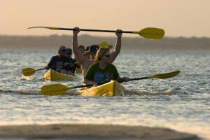 kayak lac sibaya