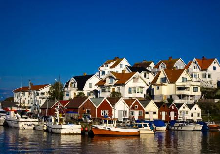suede L'archipel de Göteborg