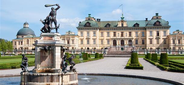 suede Le château de Drottningolhm