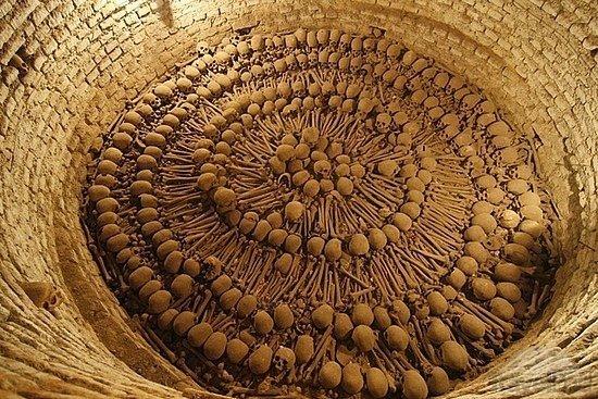 catacombes de San Francisco