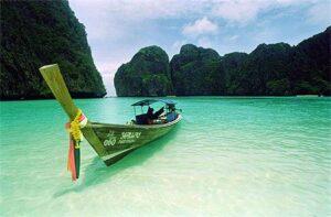plage Koh Phi Phi