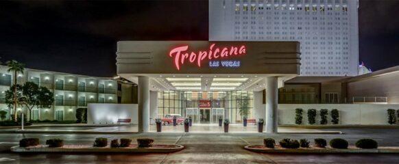 casino Tropicana à Las Vegas