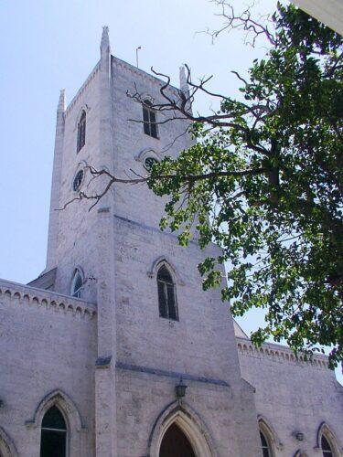 La cathédrale du Christ à Nassau, la capitale