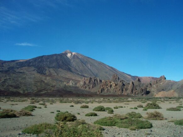 volcan iles canaries