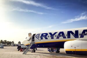 Compagnie low cost Ryanair