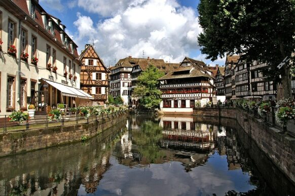 fleuve strasbourg