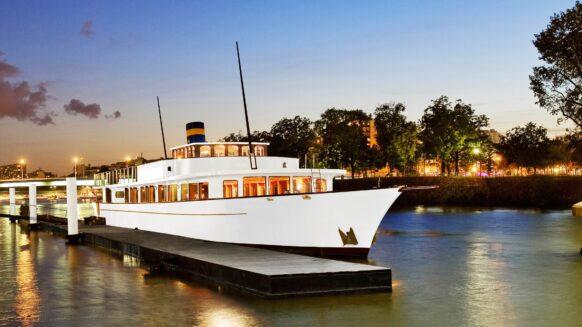C l brer son mariage sur un yacht de luxe paris - Salon du yacht monaco ...