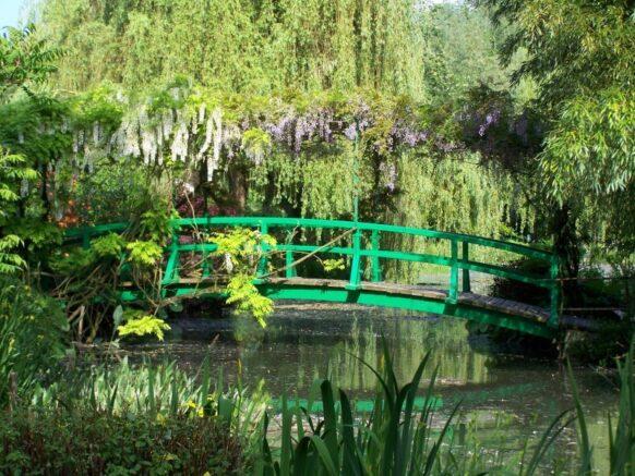 jardin Claude Monet à Giverny