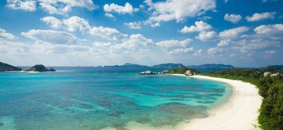 plage okinawa