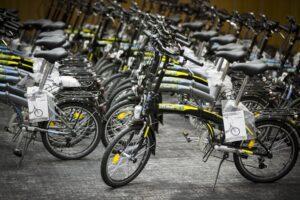 Green On : vélos pour entreprise