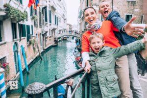 Voyager en famille à l'étranger
