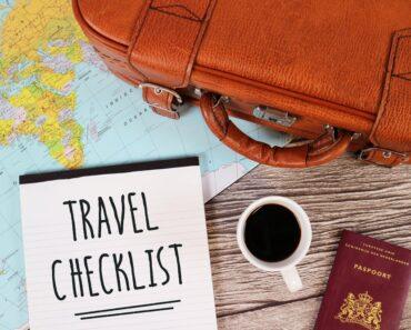 La checklist pour partir en road-trip en toute sécurité