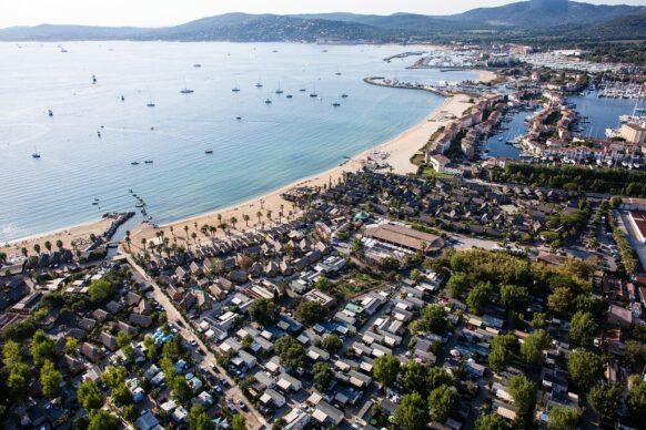 Camping Les Prairies de la Mer Cote Azur