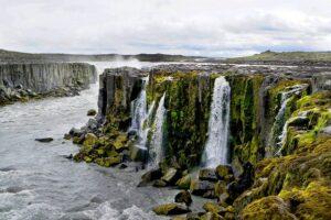 cascade Islande