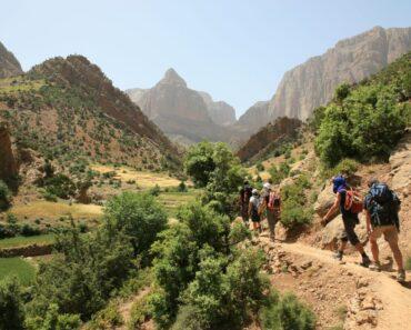 Voyage Trek et randonnée Maroc