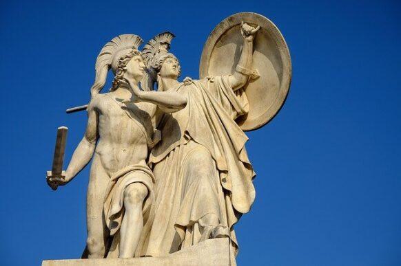 Voyager dans le temps à Athènes