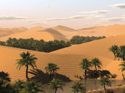 sud marocain et Sahara