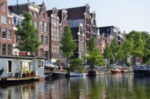 voyage amoureux Amsterdam Noël
