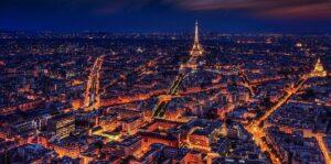 visiter Paris en amoureux Noël