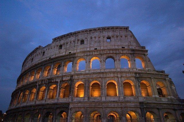 visiter Rome en amoureux Noël
