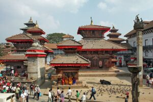 Nepal dubar square