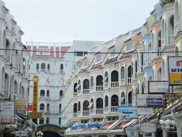 le vieux Phuket