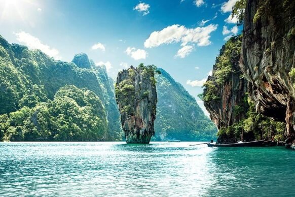 Découvrir la beauté de la Thaïlande
