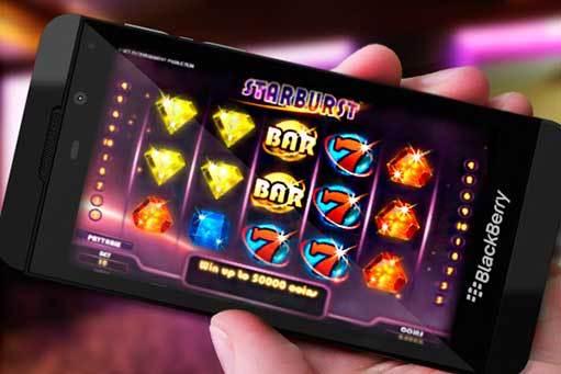 jeux de casino sur smartphone