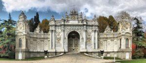 Le palais de Dolmabahce