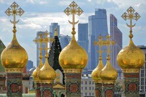 la belle Moscou