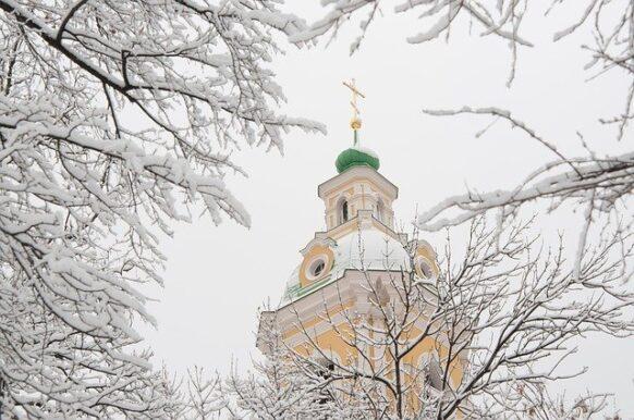 découverte de Saint-Pétersbourg