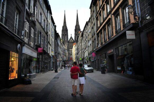 Clermont-Ferrand en amoureux