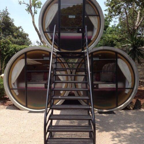 L'El Tubohotel à Mexico