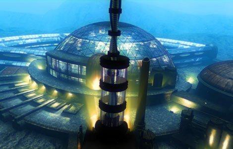 Le Jules' Undersea Lodge