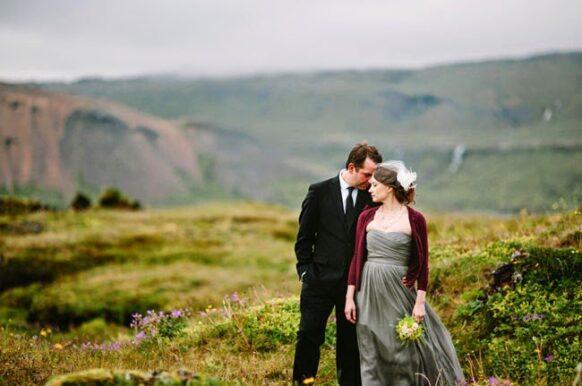 Islande , couple