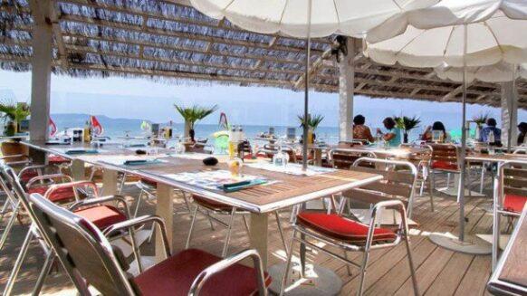 Restaurant Le Robinson à Hyères