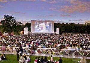 festival du cinéma en plein air de la villette
