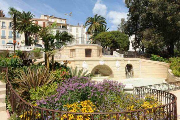 les parcs et jardins à Hyères
