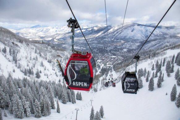 station de ski Snowmass