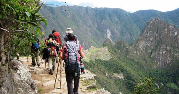 Le chemin de l'Inca