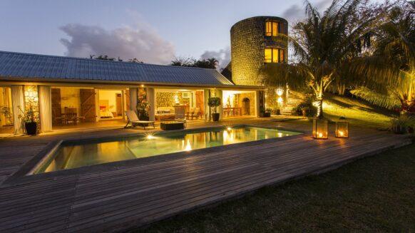 villa Anse Fauverelle ile maurice