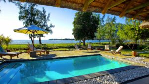 villa Tamarin ile maurice